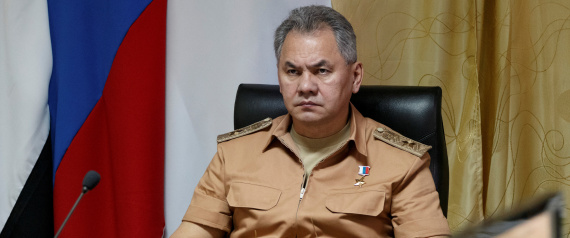 RUSSIAN DEFENSE MINISTER