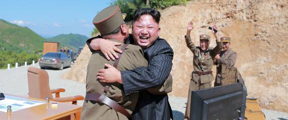 LEADER OF NORTH KOREA