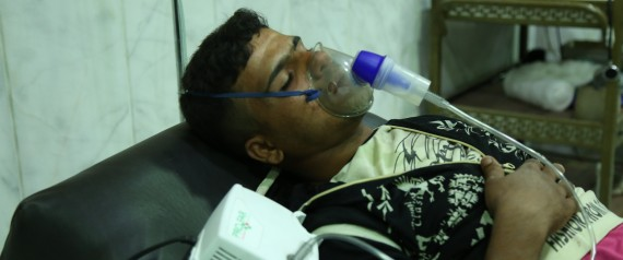 SARIN GAS IN SYRIA
