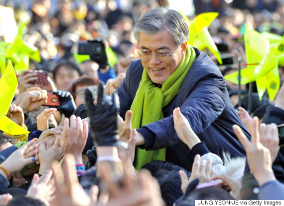 moon jae in 2012