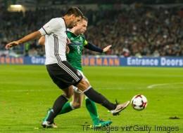 Nordirland - Deutschland im Live-Stream: Die WM-Qualifikation online sehen - so geht's