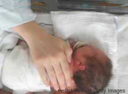 Mein Sohn kam mit einer Meningitis auf die Welt - jeder sollte dieses Symptom kennen