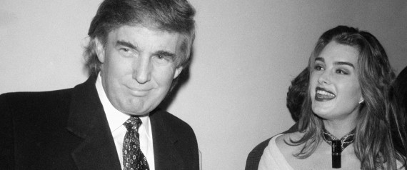 BROOKE SHIELDS TRUMP