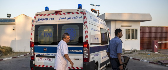 TUNISIA AMBULANCY