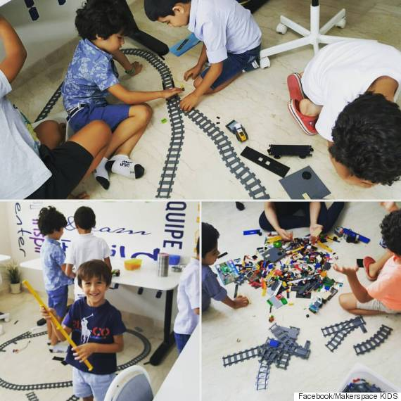 makerspace kids