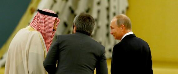RUSSIA SAUDI