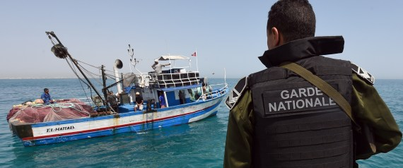 FISHING MIGRANTS TUNISIA
