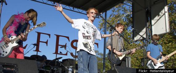 TEENS EXPLORE MUSIC