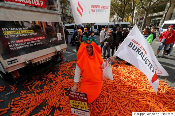 paris carrot