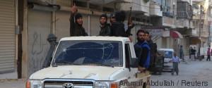 AL NUSRA IN SYRIA