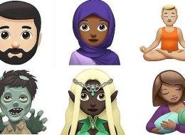امرأة محجبة.. وأخرى ترضع طفلها.. مع الزومبي.. 56 Emoji جديداً تضيفها آبل لآيفون وآيباد