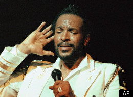 Here's Marvin Gaye, who would have been 73 today, performing