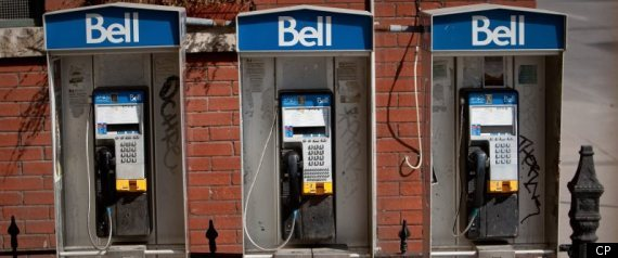 BELL PAY PHONE RATE PRICE
