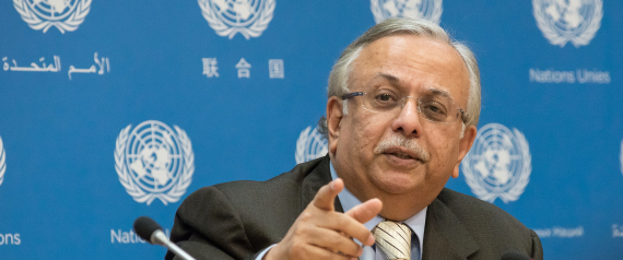 SAUDI AMBASSADOR TO THE UNITED NATIONS