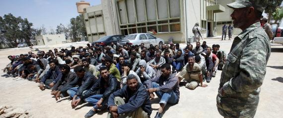 EGYPTIAN IMMIGRANTS TO LIBYA