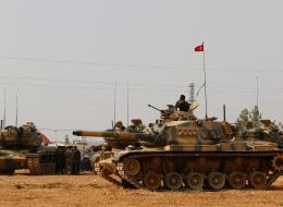 اشتباكات بين قوات تركية وهيئة تحرير الشام على الحدود السورية