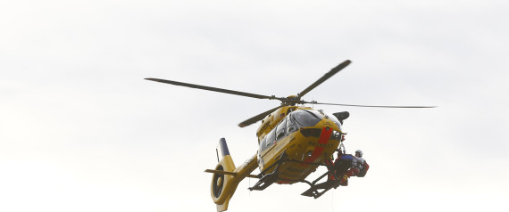 EMERGENCY HELICOPTER GERMANY