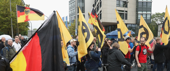 IDENTITARIAN MOVEMENT GERMANY