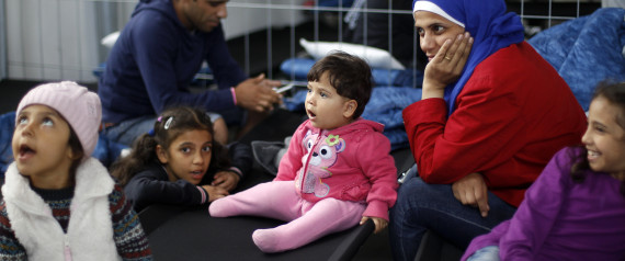 SYRIAN REFUGEES IN GERMANY