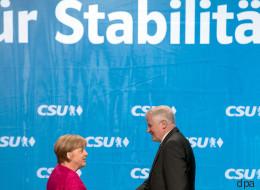 Kompromiss im Streit um die Obergrenze: CDU und CSU sollen vor einer Einigung stehen