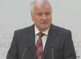 CSU-Chef Seehofer zum Obergrenzen-Kompromiss: