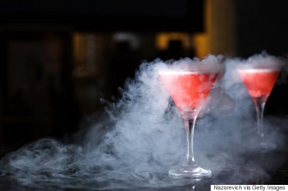 nitrogen cocktail
