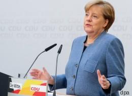 Reporter stellt Merkel unangenehme Frage - bei der Antwort kommt die Kanzlerin ins Stottern