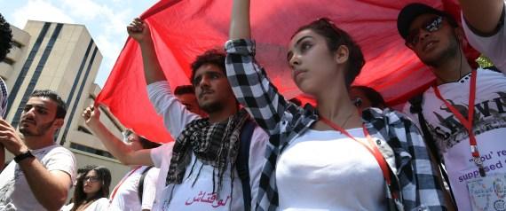 TUNISIA YOUNG