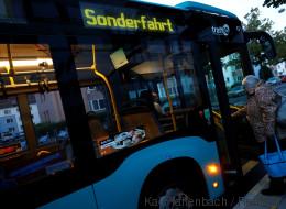 An die Münchnerin im Bus, die sich nicht von einem türkischen Jungen helfen lassen wollte
