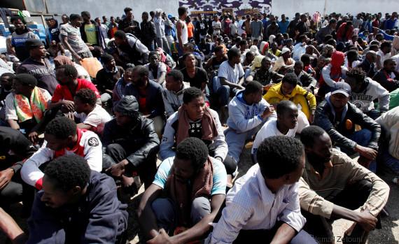 libya camp
