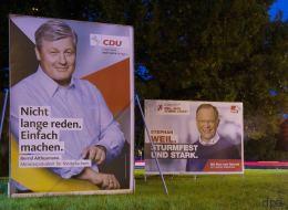 Niedersachen-TV-Duell im Live-Stream: Weil vs. Althusmann online sehen, so geht's