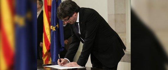 PRESIDENT OF CATALONIA