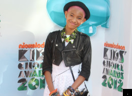 Look Of The Day: Willow Smith
