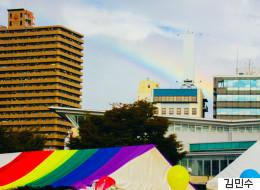 오사카에서 다같이 무지개 한바퀴, Rainbow Festa 2017의 순간들