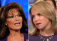 Sarah Palin: Katie Couric's Show Ending 'Didn't Surprise Me'