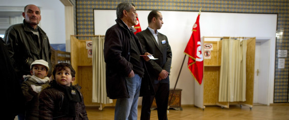 ELECTIONS TUNISIA GERMANY