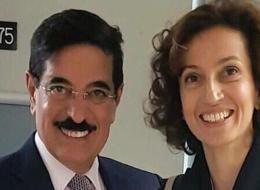 مرشحا قطر وفرنسا لرئاسة اليونيسكو يتعادلان في الجولة الثالثة.. وهذا ما حصلت عليه مرشحة مصر
