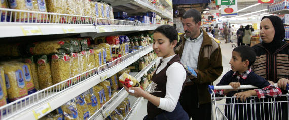 FOODSTUFFS IN EGYPT