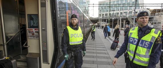 SWEDEN 3 REFUGEES