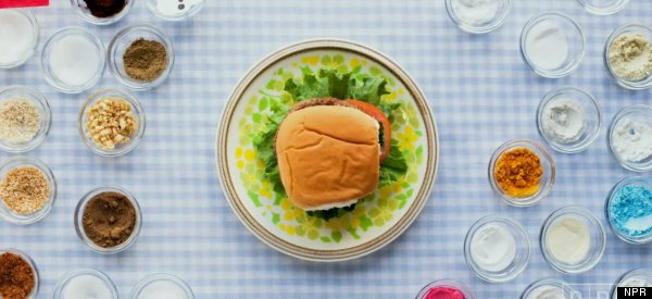 26 Ingredient School Lunch Burger What S Inside It And