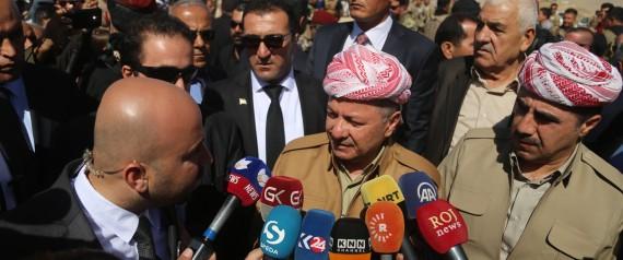 IRAQI KURDISH PRESIDENT