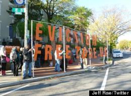 Occupy Eviction