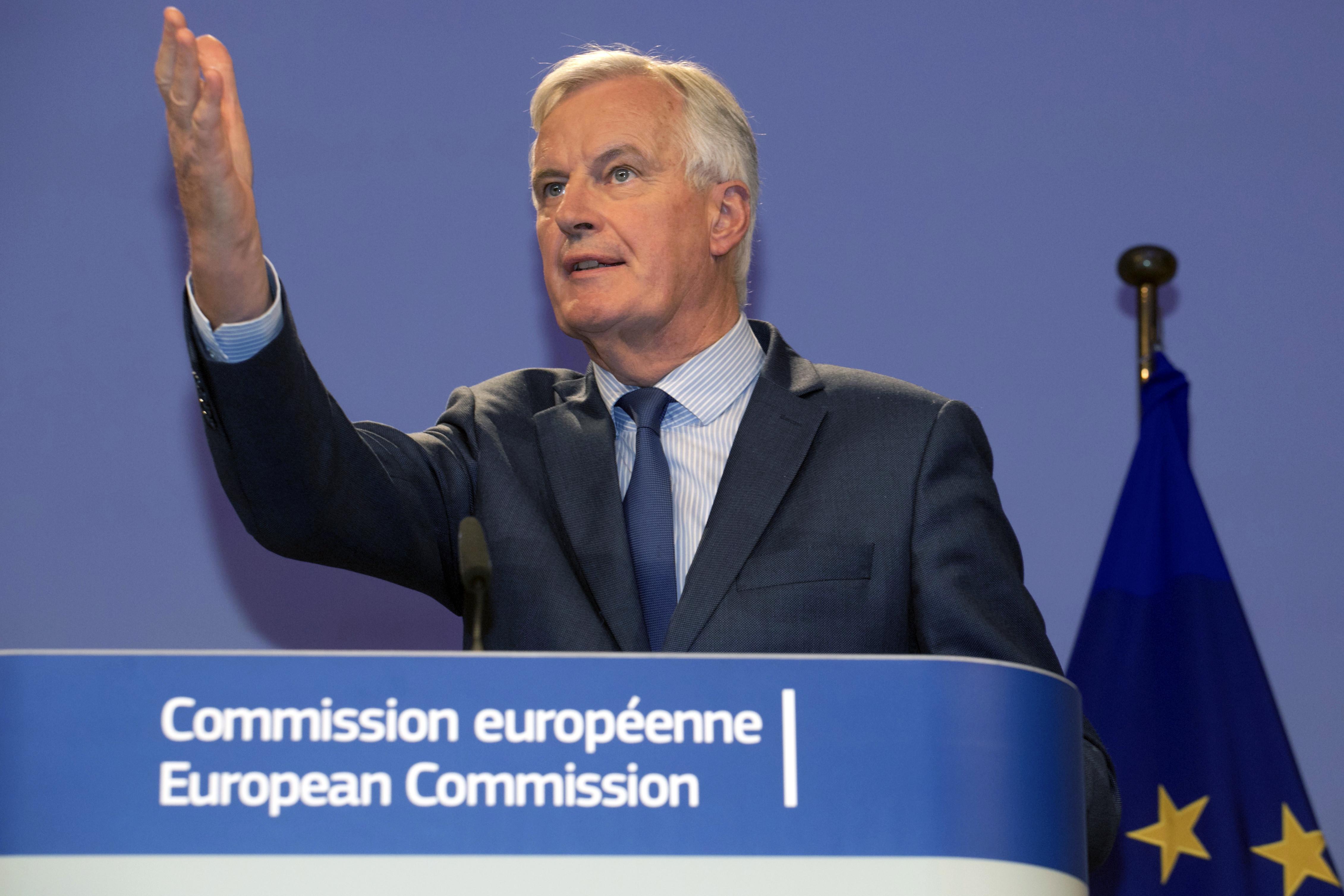 Brexit-Verhandlungen verfehlen erstes Etappenziel