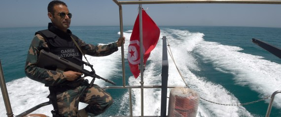 TUNISIAN COAST GUARDS