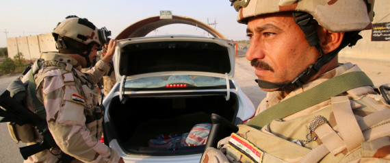 IRAK ARMY