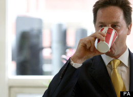 Nick Clegg Delivering