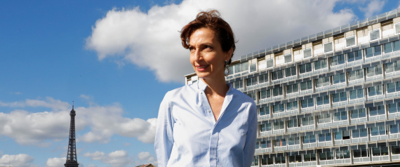 FRENCH AUDREY AZOULAY