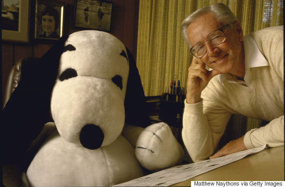 charles schulz snoopy