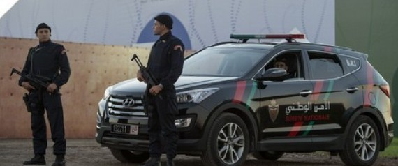 MOROCCAN POLICE