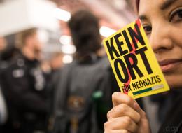 Die Frankfurter Buchmesse zeigt, was passiert, wenn Rechtsradikale eine Plattform bekommen